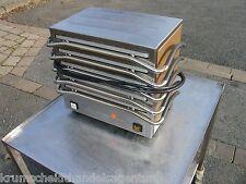 Lükon Rechaud, 705.17,Tellerwärmer, Geschirrwärmer 38x22,5x32cm, 5 Platten