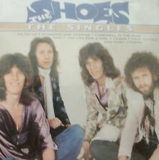 THE SHOES - The Singles (CD) . FREE UK P+P .....................................