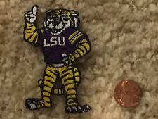 """LSU Tigers Louisiana State 2 3/4"""" Patch 2002-2013 Mascot Logo College"""