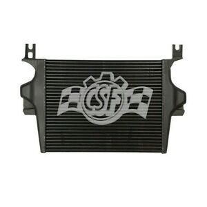 2003-2007 Ford 6.0L Powerstroke CSF 6013 OEM+ Replacement Intercooler