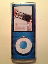 Griffin iClear Sketch pixel robot case clear cover for iPod nano 4th Generation