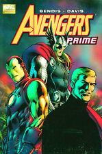 Avengers Prime HC Hardcover Marvel Comics 2011(#1-5) Brian Bendis Alan Davis