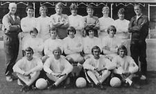 PORT VALE FOOTBALL TEAM PHOTO>1971-72 SEASON
