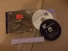 CD pop zero DB-One Off, remixé and B sides 2cd (23) chanson tru thoughts
