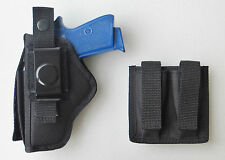 Holster & Double Mag Pouch Combo for WALTHER P22 WITHOUT LASER