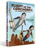 Flight of the Conchords - The Complete Second Season (DVD, 2009, 2-Disc Set)