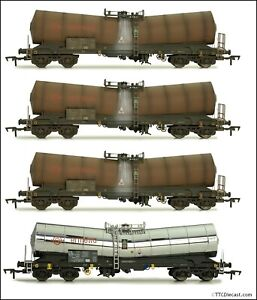 Dapol Silver Bullets, Various choices available, OO Gauge, Weathered & Prestine