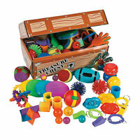 Treasure Chest With Toy Assortment - Toys - 100 Pieces