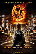 """THE HUNGER GAMES Movie Poster [Licensed-NEW-USA] 27x40"""" Theater Size (C)"""