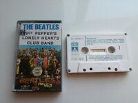 THE BEATLES Sgt. Pepper's SPAIN CASSETTE EMI ODEON 1980s