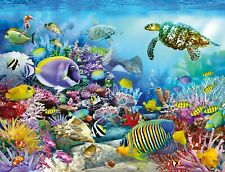Ravensburger - 2000 PIECE JIGSAW PUZZLE - Coral Reef Majesty