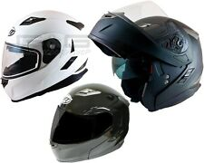 MT Helmets Flux Sistema de casco abatible con visor integral Moto