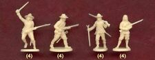 Unpainted Plastic 1500-1750 Era Toy Soldiers