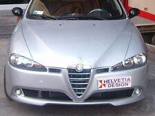Paraurti Anteriore / Front Bumper GTA look per Alfa 147 Serie1 (Restyling)