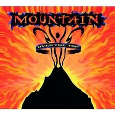 MOUNTAIN - OVER THE TOP (NEW CD)