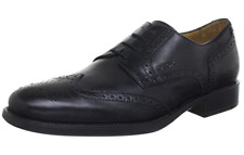 Geox Men's Federico 11 Smooth Leather Oxford, 41.5 EU/8.5 US