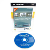 Colin McRae Rally for PC CD-ROM by Codemasters, 1998