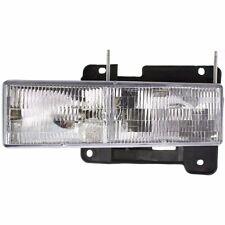 1994 1995 1996 1997 1998 CHEVY C1500 SILVERADO HEAD LIGHT LAMP LEFT DRIVER SIDE