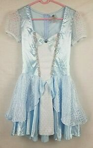 Princess Dress Gown Halloween Costume Prop Women's Adult Size Small (4-6)