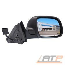 Set Nero Specchio esterno elettrico riscaldabile convesso per FORD 06-14