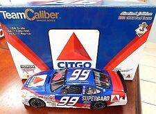 2001 Team Caliber Jeff Burton #99 CITGO Ford Taurus 1/24 Diecast