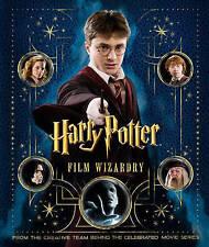 Harry Potter Film Wizardry, Good Condition Book, Warner Bros, ISBN 9780593066485