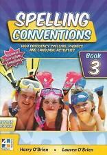 Spelling Conventions - Year 3 Australian Curriculum