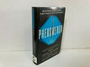 Phenomenon Edited John Spencer and Hilary Evans Hardback Book