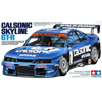 Tamiya 24184 Calsonic Skyline GT-R 1/24