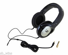 Sennheiser HD 201 Wired On Ear Headset Headphone Bill 2yrs Warranty LOWEST PRICE