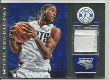 Michael Kidd Gilchrist 13-14 Totally Certified Blue Game Worn Jersey Card 19/99