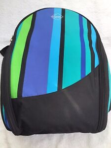 HiGear Striped Picnic Backpack For 2 Ex. Cond