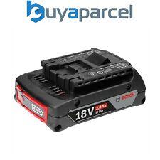 Bosch GBA 18 V 2.0 Ah 1600Z00036 18v 2.0ah Cool Pack Lithium Ion Li-Ion Battery