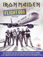 OST/IRON MAIDEN - FLIGHT 666-THE FILM  2 DVD NEW+