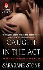 Caught in the Act: Book Two: Independence Falls-ExLibrary