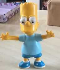 bart simpson Rubber Figure collectable
