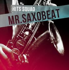 Hits Squad - Mr Saxobeat [New CD] Extended Play, Manufactured On Demand