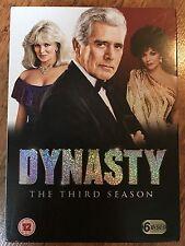 Dinastía de - The Third Series / 3 ~ Culto Americano Soap Opera GB 7 DISCOS DVD