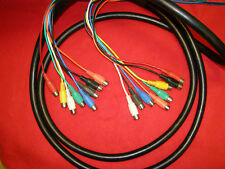 Midi Cables (8 cables at 12 ft long)