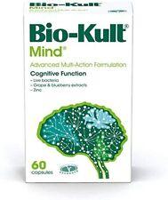 Bio-Kult Mind For Cognitive Function 60 Capsules