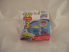 Toy STORY 3 Buddy Pack Woody e ALIEN MINI FIGURES
