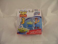 Toy STORY 3 Buddy Pack WOODY E FIGURE ALIENO