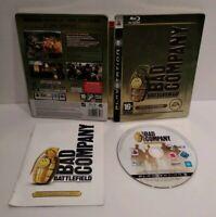 Battlefield Bad Compagny Gold Edition PS3 - Pal Fr - Complet - Très bon état