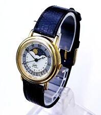 Ultra RARE,UNIQUE Women's Vintage Watch GOLIE Moonphase