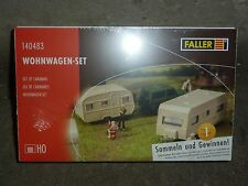 Faller h0 140480 fiera carrello-Set i #neu in OVP #