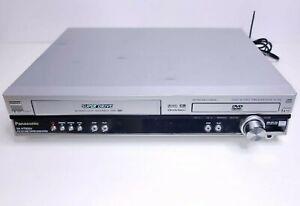 Panasonic SA-HT800V Home Theater Receiver DVD Player VHS VCR Combo