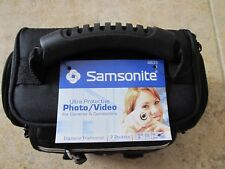 Samsonite Camcorder/ Camera Bag