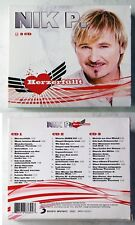 NIK P. Herzerfüllt .. 2009 Sony Box mit 3 CD TOP