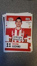 AH Voetbalplaatje 2018 2019 #210 Hirving Lozano PSV Eindhoven