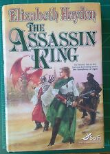 Elizabeth Haydon - The Assassin King 1st First Edition Hardcover 2007 w/ DJ